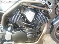 moteur de yamaha bulldog