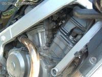 moteur de honda ntv 650
