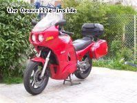 Moto Honda revere